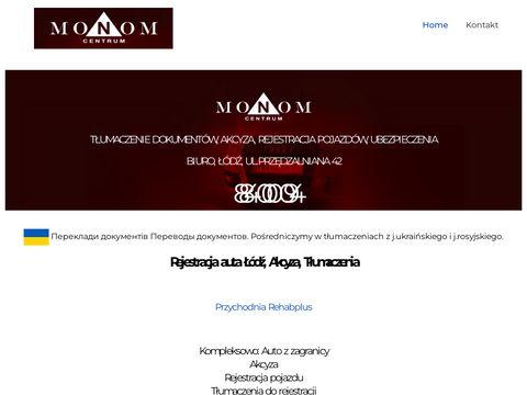 Rejestruj auto Łódź