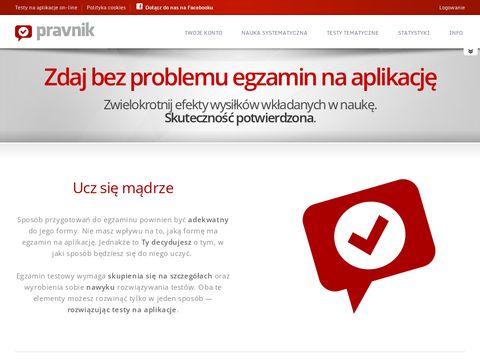 Testy na aplikacje on-line