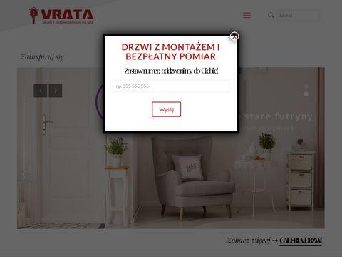 VRATA - drzwi Łódź