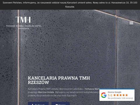 Kancelaria TMH - kancelaria prawna rzeszów