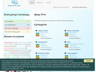 Katalog FIRM - baza-firm.ovh