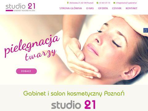 Profesjonalny salon kosmetyczny Poznań