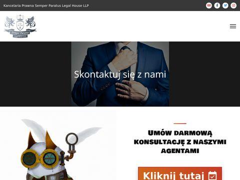 Ochrona majątku - Semper Paratus