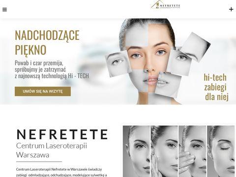 Centrum Laseroterapii Medycyna Estetyczna – Warszawa