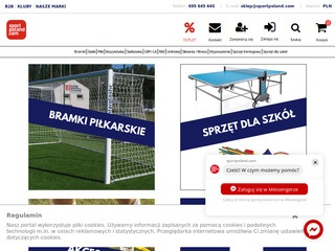 Sportpoland - Producent Sprzętu Sportowego