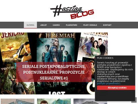 HASZTAG - odzież dla graczy!