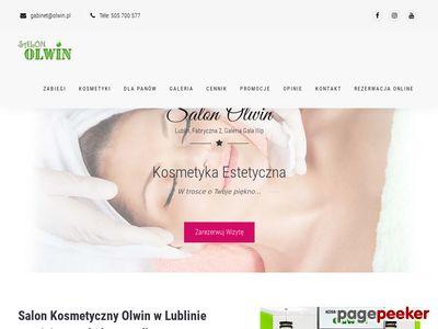 Salon Olwin w Lublinie