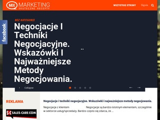 Mix Marketing - agencja interaktywna od kuchni