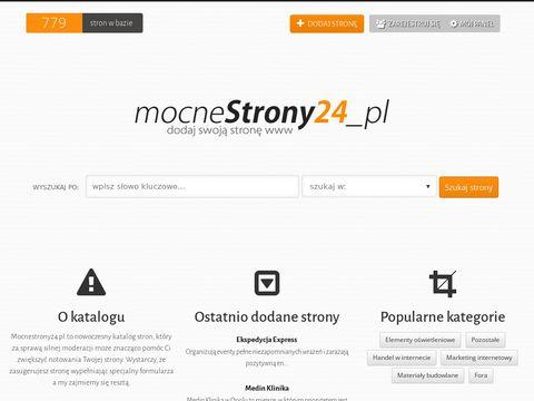 Mocnestrony