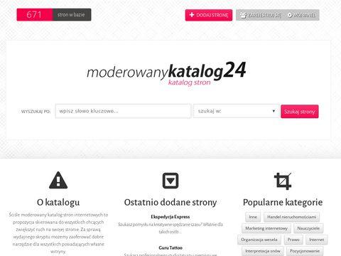 Moderowanykatalog24
