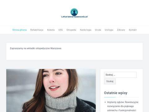 LekarzeWarszawa.edu.pl