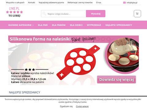 Lyke.pl - wałek treningowy