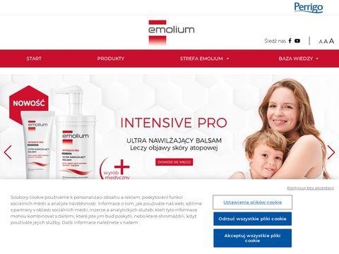 Atopowe zapalenie skóry na twarzy - emolium.pl