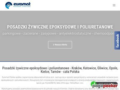 Euromat - Posadzka przemysłowa