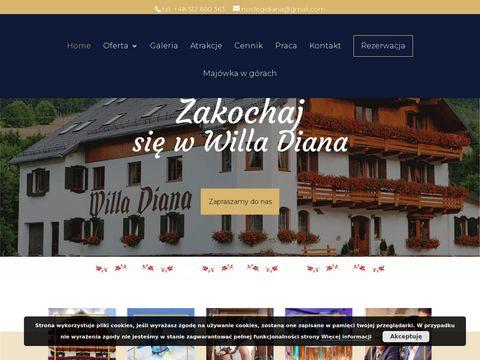 Pensjonat Stronie Śląskie - Kwatery w Kotlinie Kłodzkiej