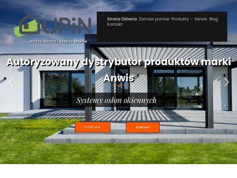 Salon Osłon Okiennych - Żaluzje i Rolety Kraków