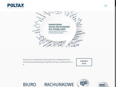 Poltax.net biuro rachunkowe Toruń