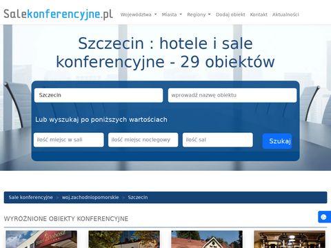 Sala konferencyjna Szczecin