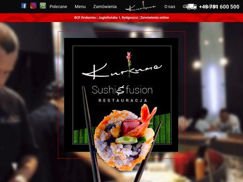 Sushi na telefon Bydgoszcz