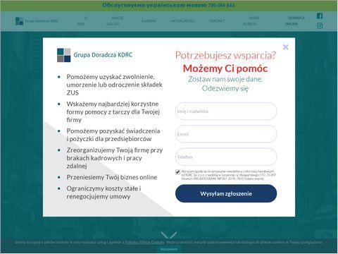 doradztwo podatkowe Szczecin