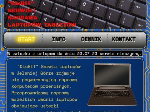 KiuBIT Serwis Laptopów Jelenia Góra