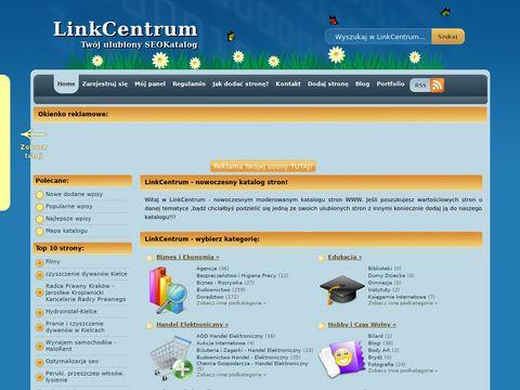 LinkCentrum - fajne strony