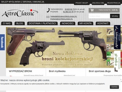 Broń Myśliwska Sklep