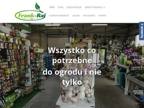 Szkółka roślin Gdańsk