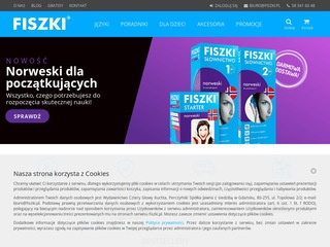 Czasowniki nieregularne niemieckie + rekcja FISZKI.PL
