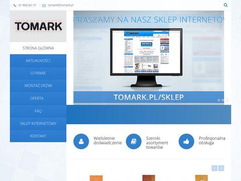 TOMARK - drzwi antywłamaniowe, zamki, klamki