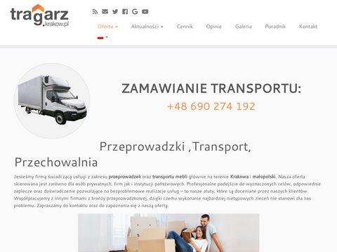 Tragarz - Profesjonalne Przeprowadzki